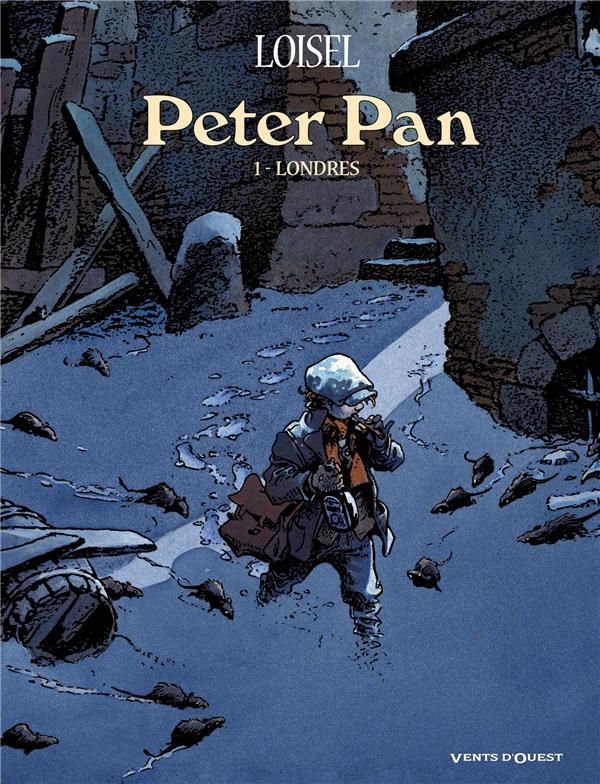 PETER PAN T.1  -  LONDRES