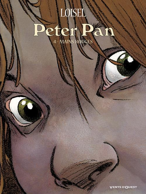 PETER PAN T.4  -  MAINS ROUGES