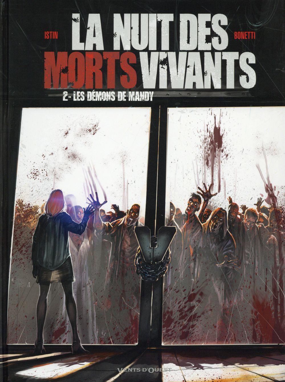 LA NUIT DES MORTS-VIVANTS - TOME 02 - LES DEMONS DE MANDY