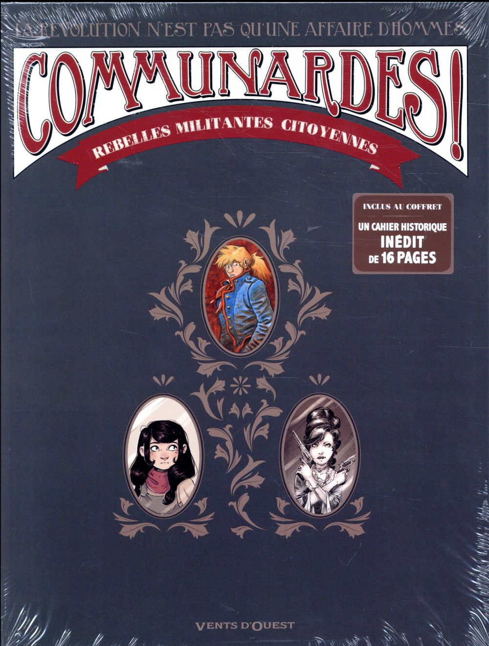COMMUNARDES ! - COFFRET TOMES 01 A 03
