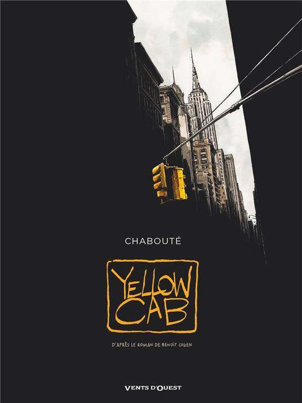 YELLOW CAB CHABOUTE/COHEN VENTS D'OUEST
