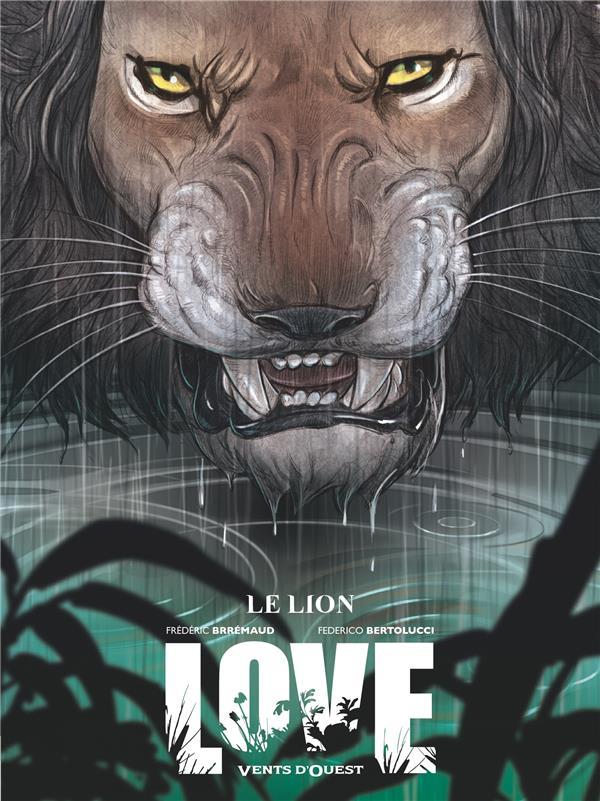 LOVE T.3  -  LE LION