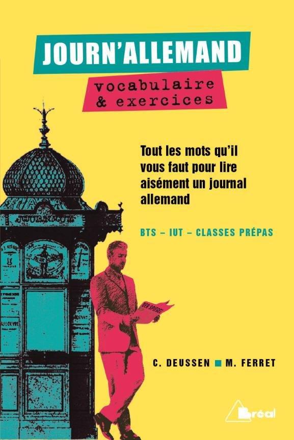 Ferret Michel - JOURN'ALLEMAND