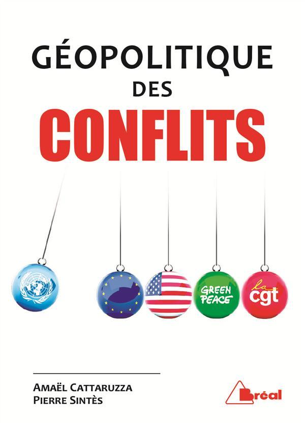 Géopolitique des conflits