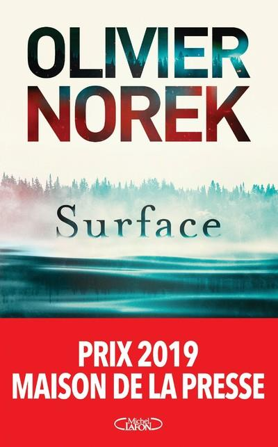 SURFACE NOREK OLIVIER MICHEL LAFON