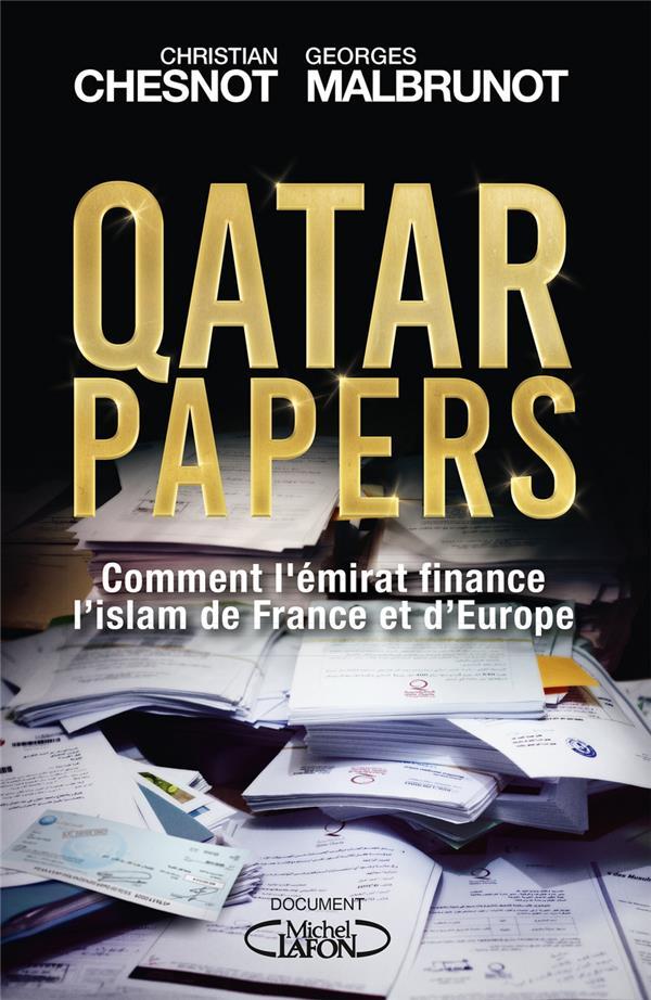 QATAR PAPERS CHESNOT/MALBRUNOT MICHEL LAFON