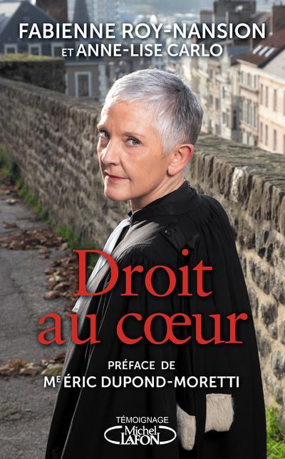 DROIT AU COEUR ROY-NANSION/CARLO MICHEL LAFON