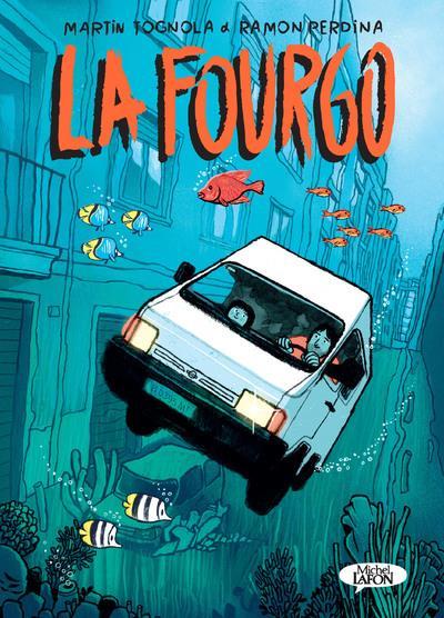 LA FOURGO TOGNOLA/PARDINA MICHEL LAFON