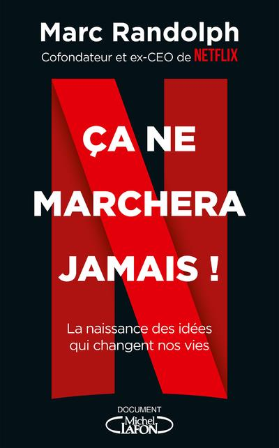 CA NE MARCHERA JAMAIS ! RANDOLPH, MARC MICHEL LAFON