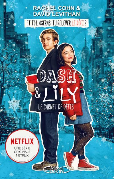 DASH et LILY T.1  -  LE CARNET DE DEFIS