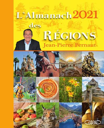 L'ALMANACH DES REGIONS (EDITION 2020) PERNAUT, JEAN-PIERRE MICHEL LAFON