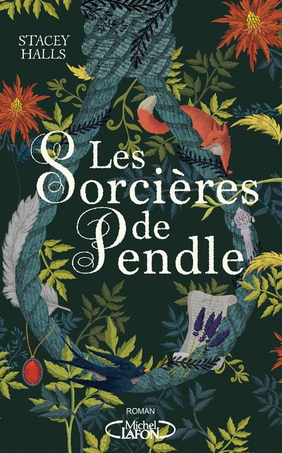 LES SORCIERES DE PENDLE HALLS STACEY MICHEL LAFON