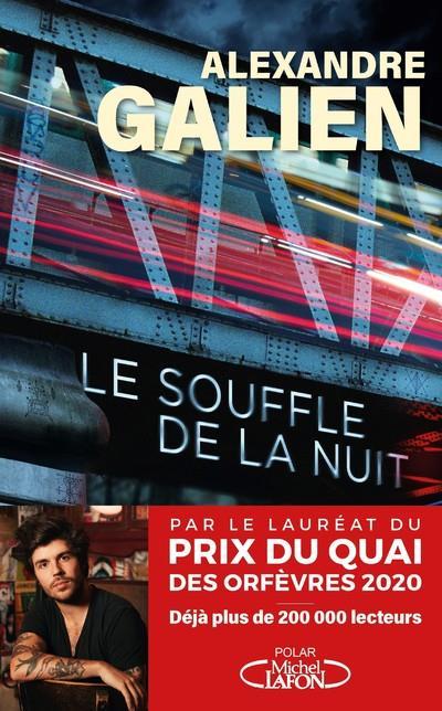 L'OEIL DE LA NUIT T.2 GALIEN, ALEXANDRE MICHEL LAFON