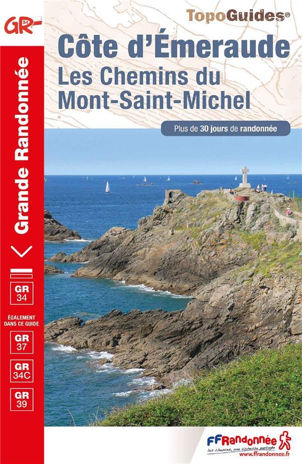 COTE D'EMERAUDE  -  CHEMIN DU MONT-SAINT-MICHEL COLLECTIF FFRP