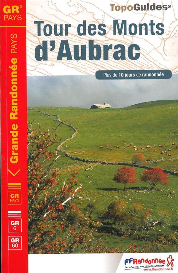 TOUR DES MONTS D'AUBRAC COLLECTIF FFRP