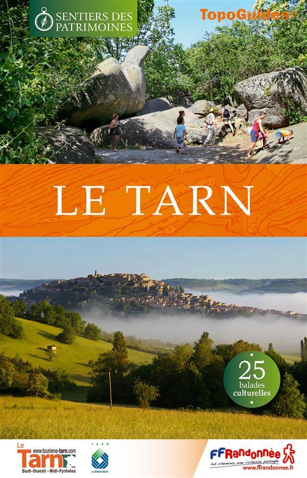 LES SENTIERS DES PATRIMOINES TARN COLLECTIF Fédération française de la randonnée