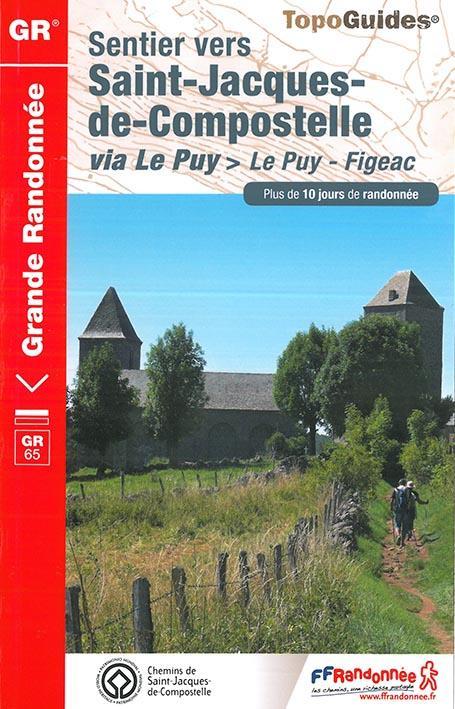 SENTIER VERS SAINT-JACQUES-DE-COMPOSTELLE VIA LE PUY - 651