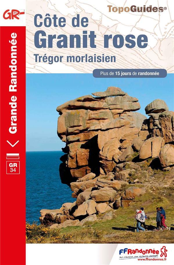 COTE DE GRANIT ROSE  -  TREGOR MORLAISIEN COLLECTIF FFRP