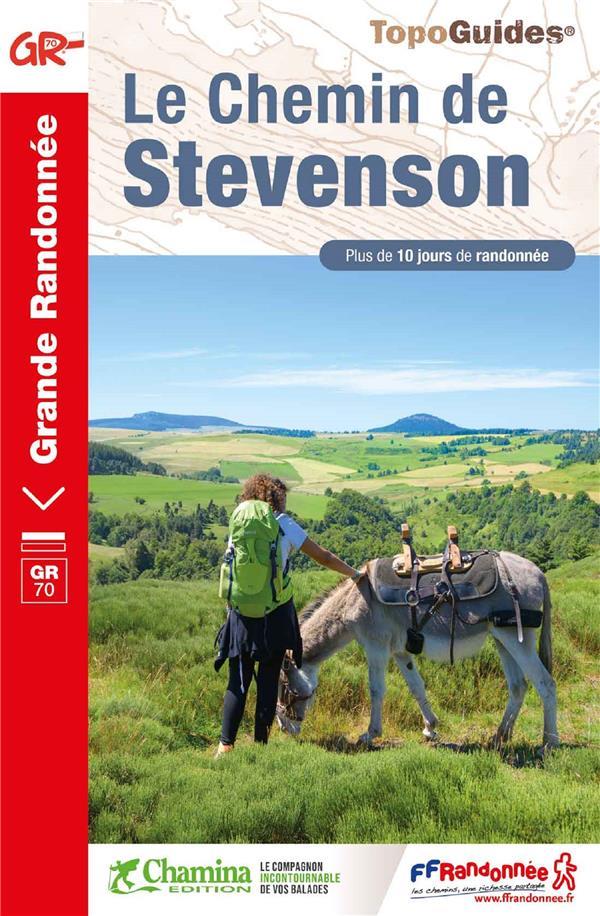 LE CHEMIN DE STEVENSON COLLECTIF FFRP