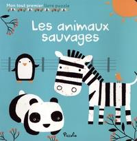 LES ANIMAUX SAUVAGES COLLECTIF PICCOLIA