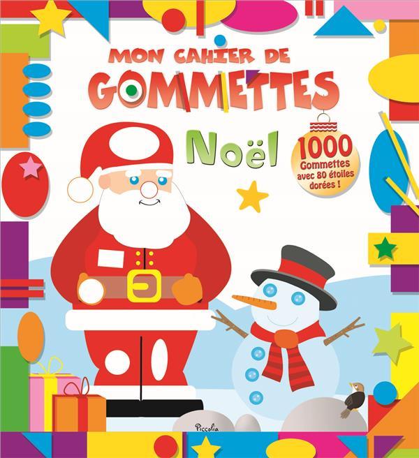 1000 GOMMETTES AVANT NOEL COLLECTIF NC