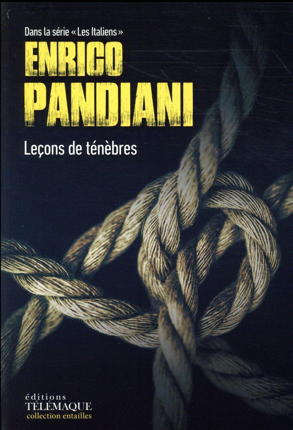 Pandiani Enrico - LECONS DE TENEBRES