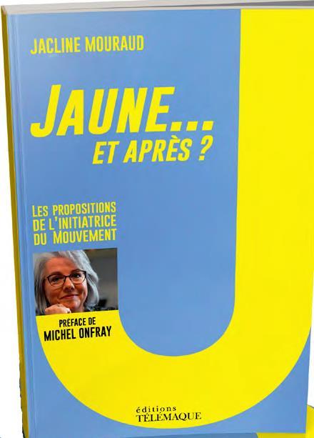 JAUNE... ET APRES ? MOURAUD, JACLINE TELEMAQUE EDIT