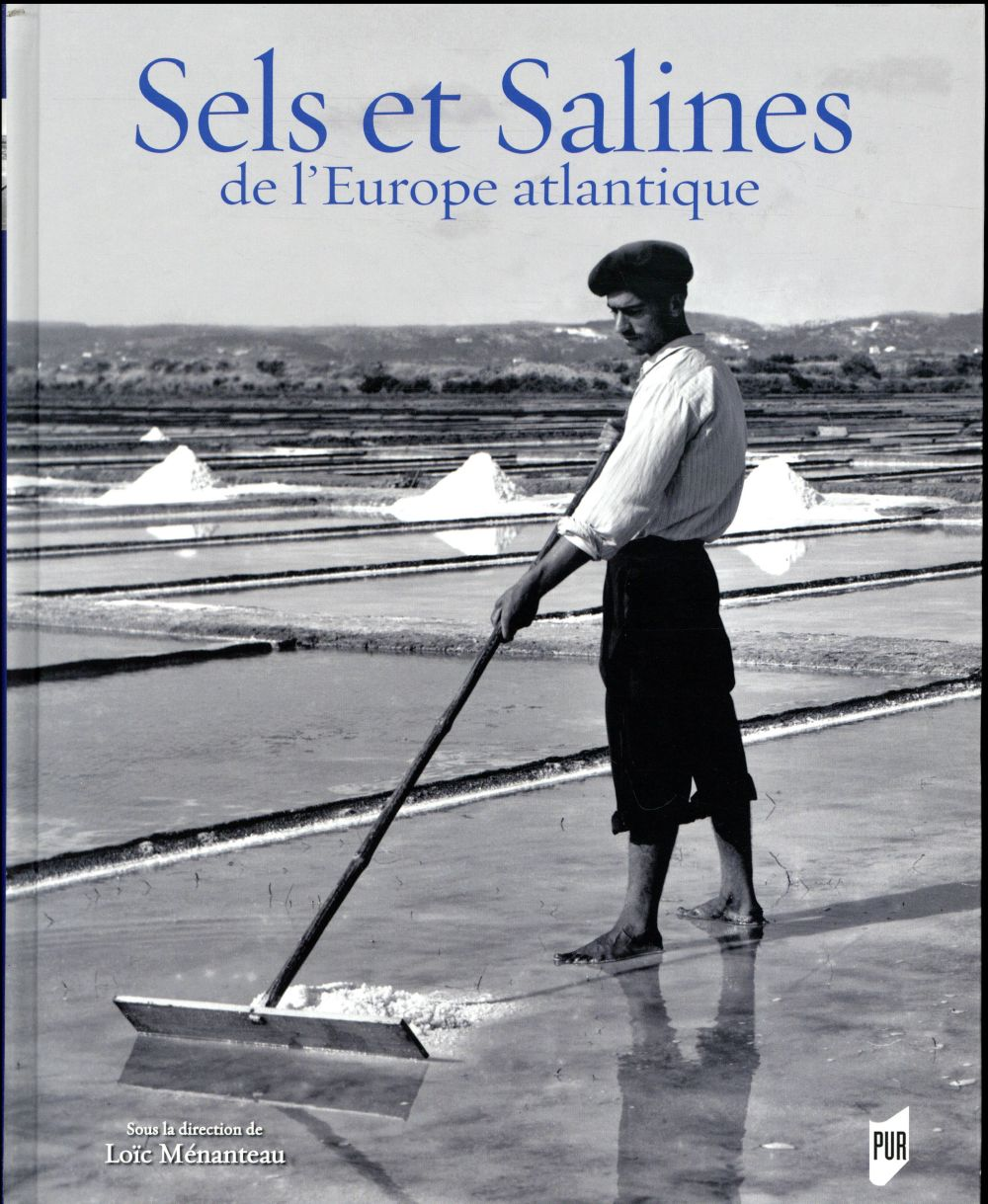 SELS ET SALINES DE L EUROPE ATLANTIQUE