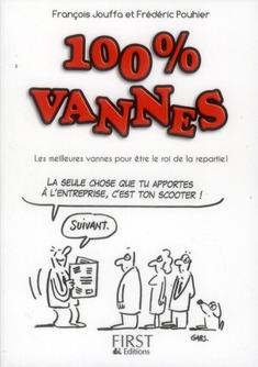 PETIT LIVRE DE - 100% VANNES POUHIER FREDERIC FIRST