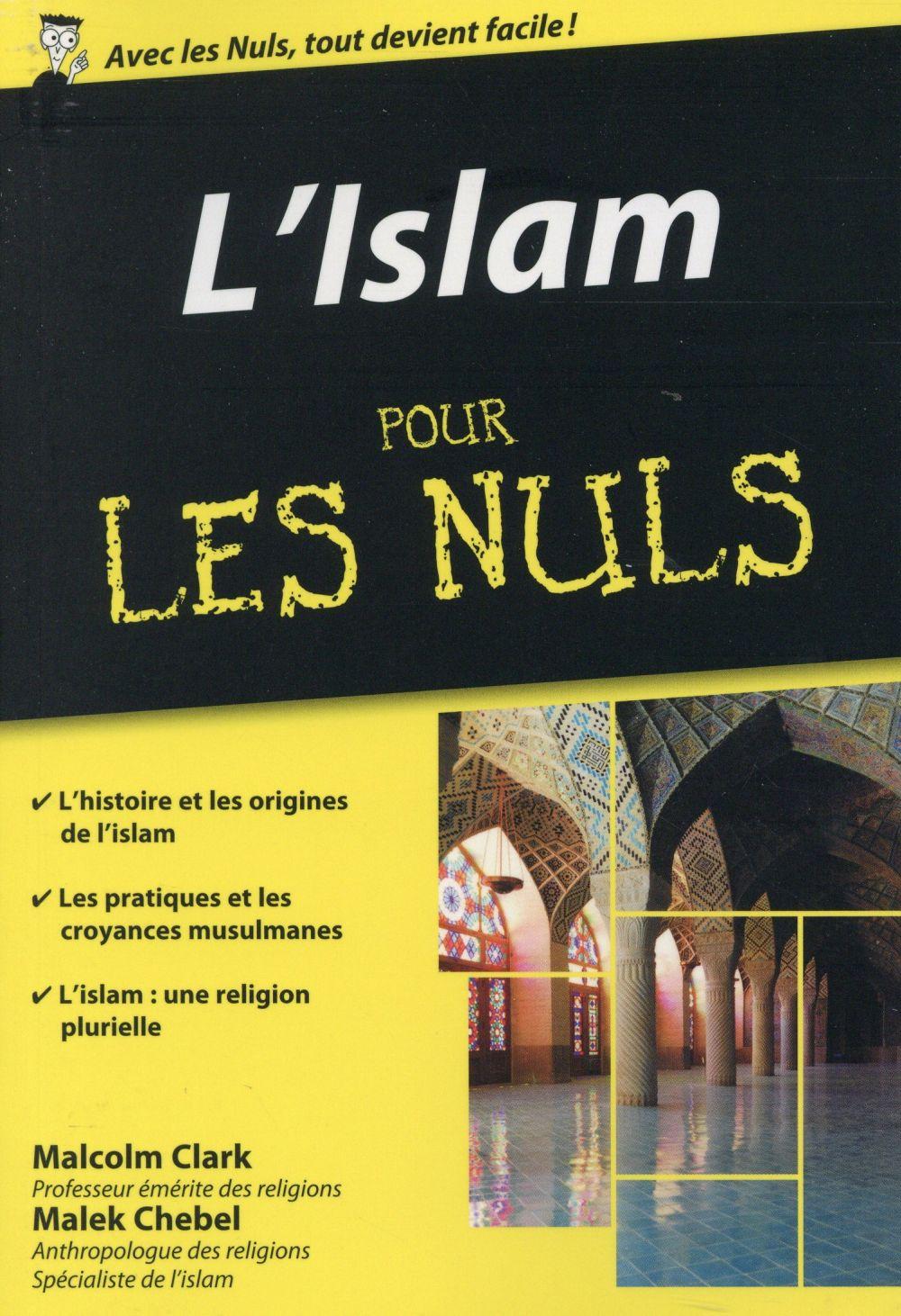 ISLAM POCHE POUR LES NULS