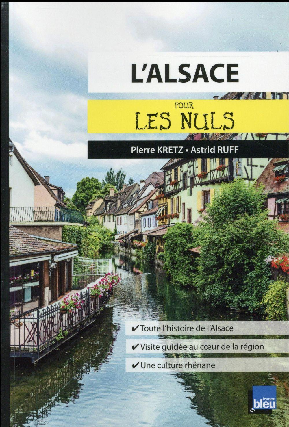 L-ALSACE POCHE POUR LES NULS KRETZ/RUFF/CHALVIN FIRST