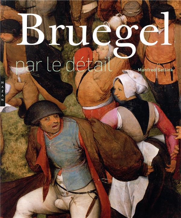 BRUEGEL PAR LE DETAIL SELLINK MANFRED HAZAN