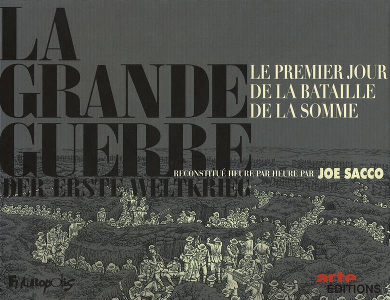 LA GRANDE GUERRE (1ER JUILLET