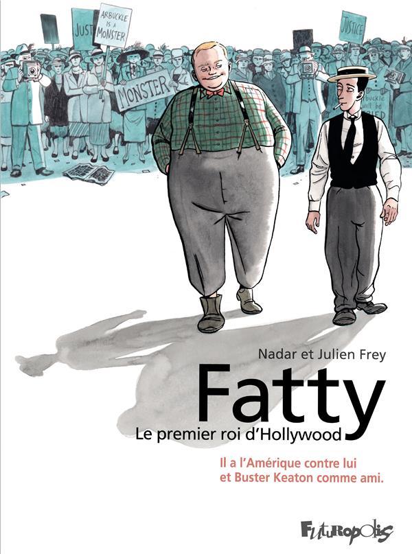 FATTY - LE PREMIER ROI D-HOLLY FREY/NADAR GALLISOL