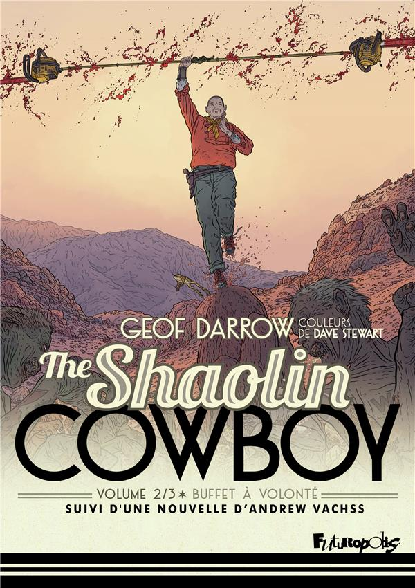 THE SHAOLIN COWBOY T.2  -  BUFFET A VOLONTE