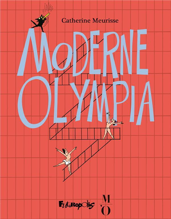 MODERNE OLYMPIA MEURISSE CATHERINE GALLISOL