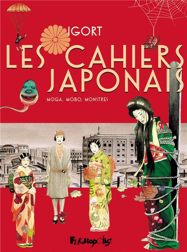 LES CAHIERS JAPONAIS T.3 IGORT GALLISOL