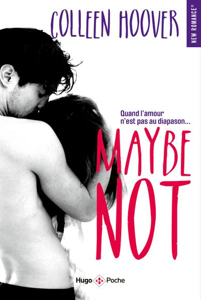 MAYBE NOT HOOVER, COLLEEN  HUGO JEUNESSE