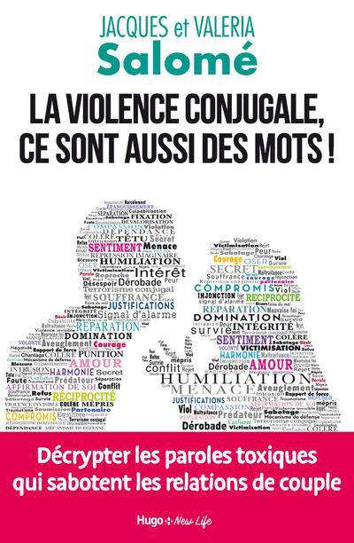 LA VIOLENCE CONJUGALE, CE SONT AUSSI DES MOTS ! SALOME HUGO JEUNESSE