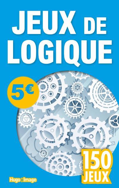 150 JEUX DE LOGIQUE COLLECTIF HUGO JEUNESSE