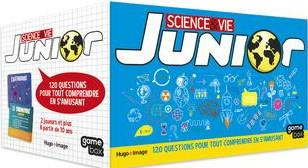 GAME BOX SCIENCE ET VIE JUNIOR