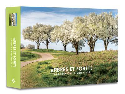 L'AGENDA-CALENDRIER ARBRE ET FORETS (EDITION 2021) COLLECTIF HUGO JEUNESSE