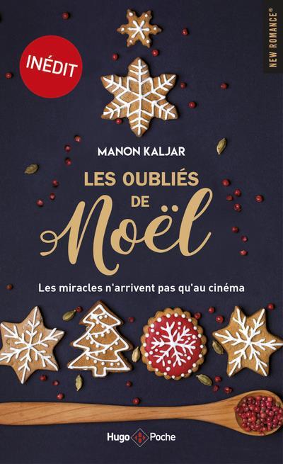 LES OUBLIES DE NOEL KALJAR MANON HUGO JEUNESSE