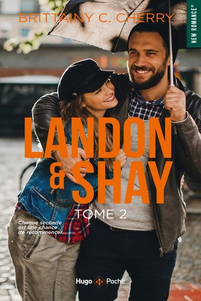 LANDON et SHAY T.2 CHERRY, BRITTAINY C. HUGO JEUNESSE