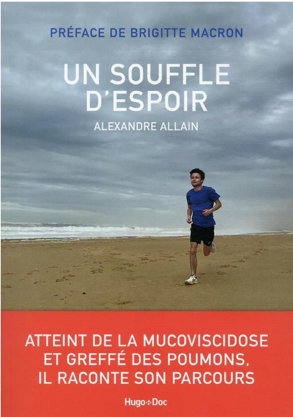 UN SOUFFLE D'ESPOIR ALLAIN/MACRON HUGO JEUNESSE
