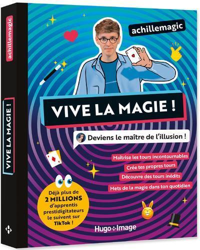 VIVE LA MAGIE ! DEVIENS LE MAITRE DE L'ILLUSION !