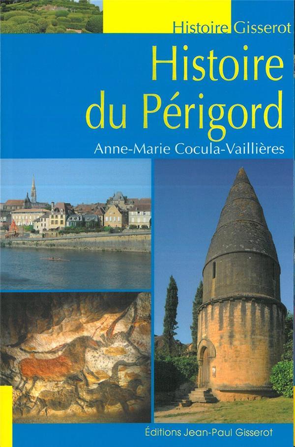 HISTOIRE DU PERIGORD