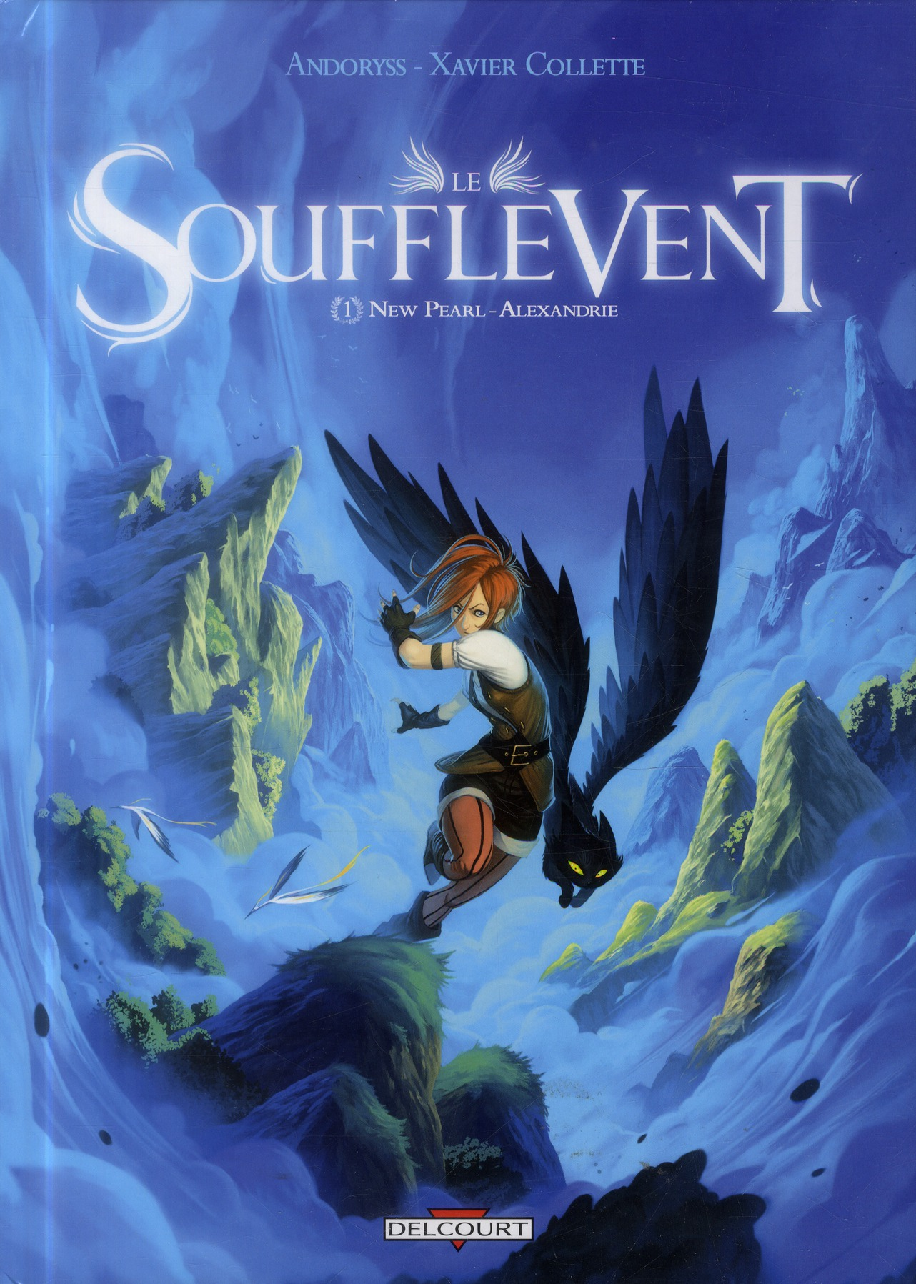 LE SOUFFLEVENT T01 - NEW PEARL - ALEXANDRIE
