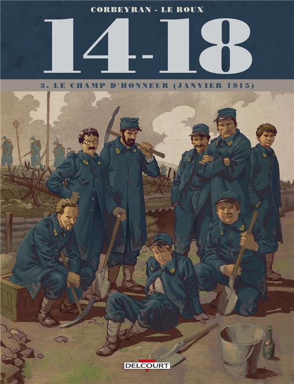 14-18 T3 - LE CHAMP D-HONNEUR