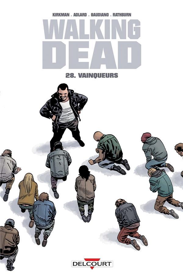 WALKING DEAD T.28  -  VAINQUEURS